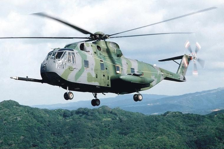 HH-3 Jolly Green Giant