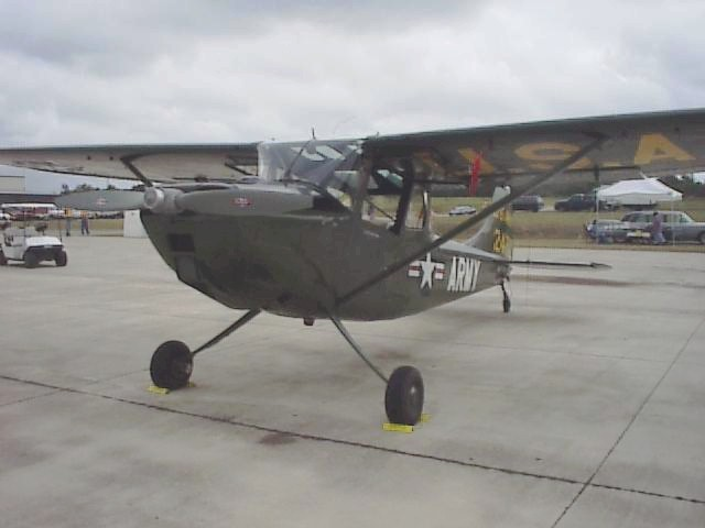 L-19 Cessna Bird-Dog