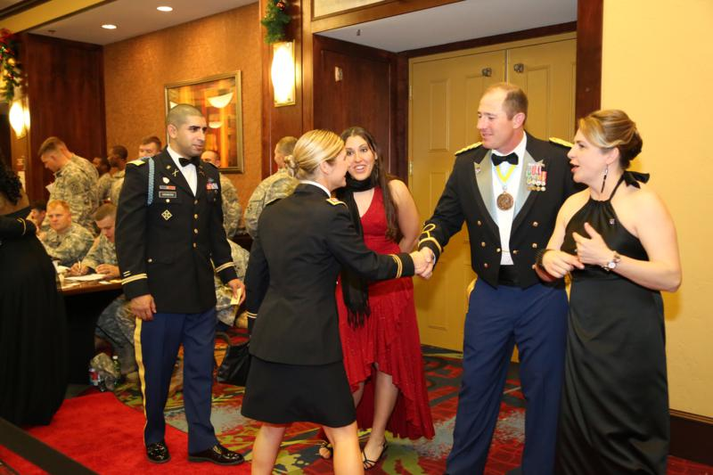 LTC Garey and his wife