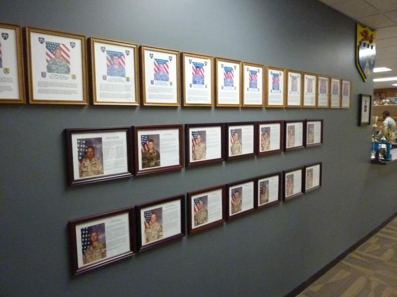 More of Wall of Honor